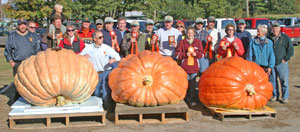 Giant Pumpkin Weigh-In
